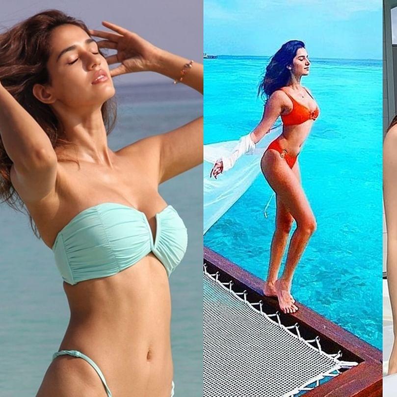From Disha Patani to Tara Sutaria - B-town divas and their sexy 'Biggini' shoot