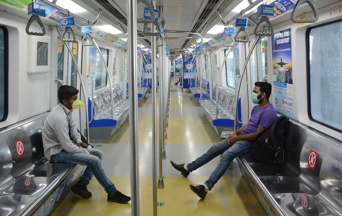 Metro One records only 15,000 per day ridership on Diwali weekend