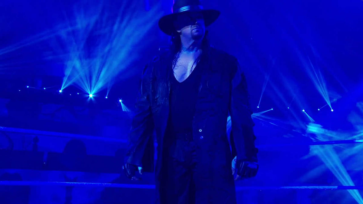 Wrestling legend The Undertaker bids farewell to WWE career