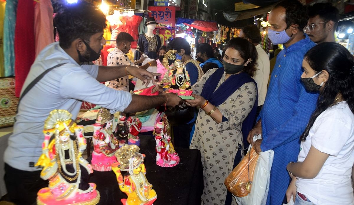 Bhopal: Didn't have money to pay fee, Goddess Laxmi came to help Srajal