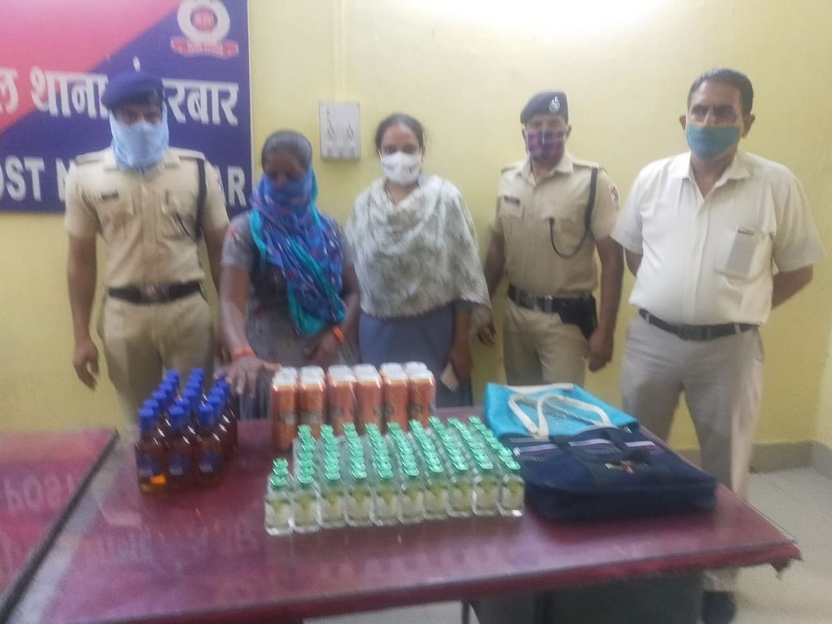 Western Railway conducts special drive conducted against bootleggers