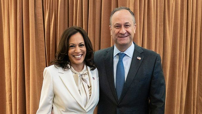 Kamala Harris S Husband To Leave Law Practice To Focus On His Role At The White House