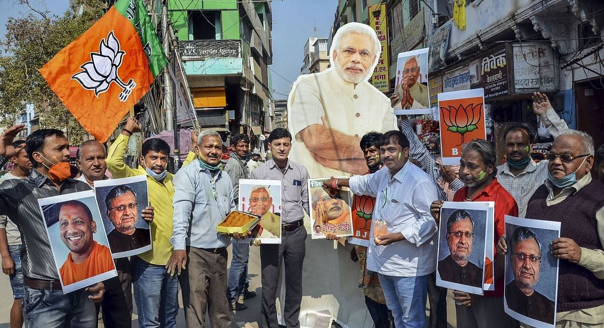 Handsome win for BJP in state bypolls