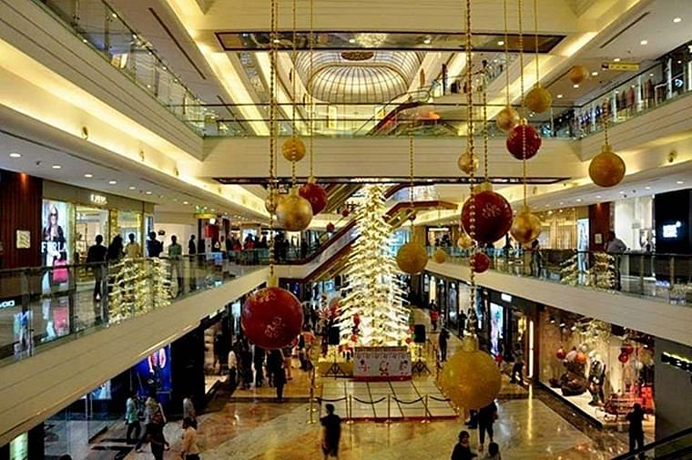 Pre-Diwali week emerges as period of recovery for malls, shops