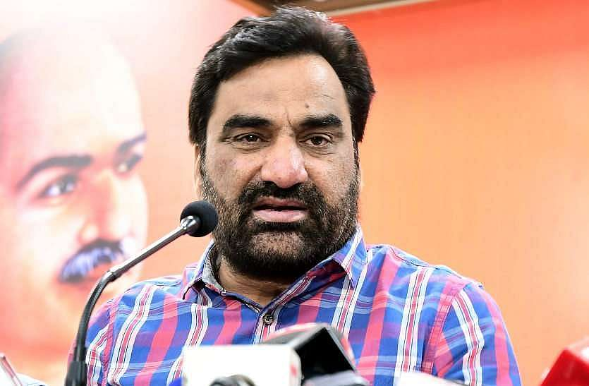 Will reconsider RLP's support to NDA if new farm laws not withdrawn: Hanuman Beniwal