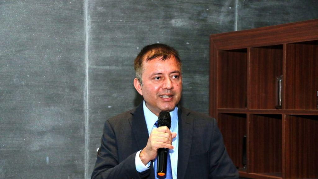 IIM-Indore director Himanshu Rai