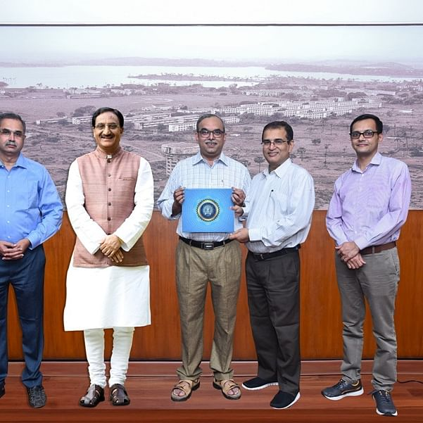 Education Minister Ramesh Pokhriyal Nishank inaugurates National Education Day at IIT Bombay