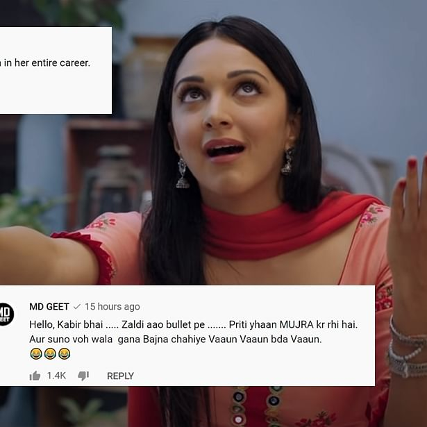 'Kiara has more dialogues than her entire career': 'Indoo Ki Jawani' trailer gets hilarious reactions