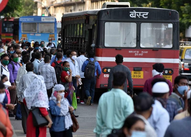 BEST ridership touches 23 lakh mark in November