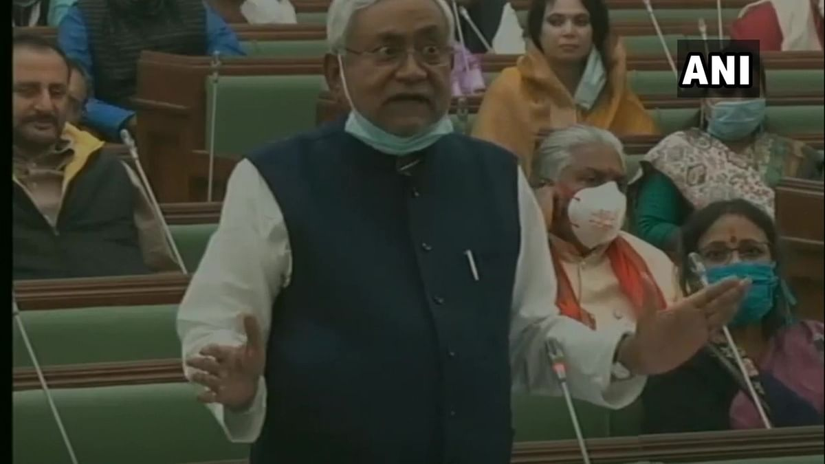 A furious Nitish hits back at Tejashwi's allegations in Bihar Assembly debate