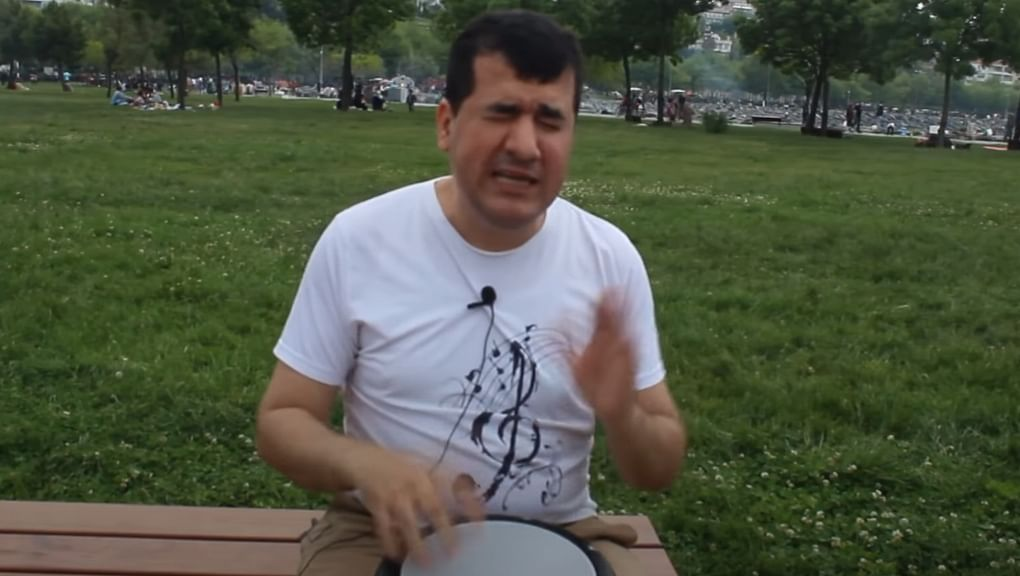 Watch: 'Cat vibing' Turkish musician is back with rendition of 2000s hit song 'Kaliyon Ka Chaman'