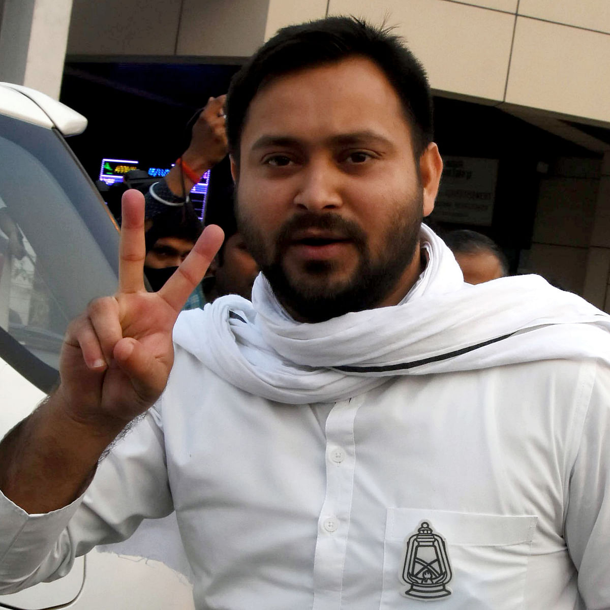 Bihar Elections 2020: RJD's Tejashwi Yadav leads by over 8,000 votes in Raghopur Assembly constituency
