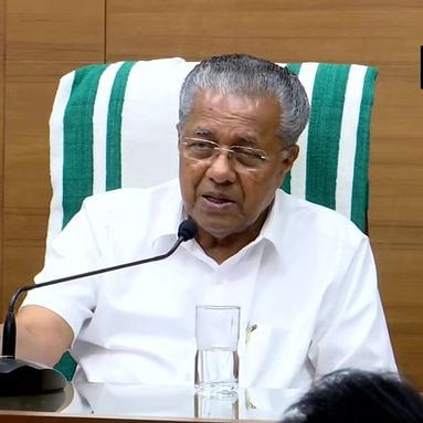 'Attempting to attack Kerala govt using ED': CM Pinarayi Vijayan says Nirmala Sitharaman violated MCC