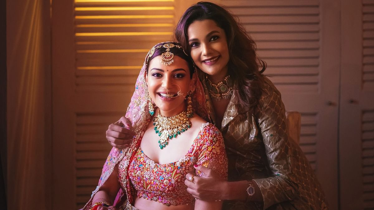 Meet Ambika Gupta – Kajal Aggarwal's luxe wedding planner who designed the 'Kashmir to Kanyakumari' theme for her big day