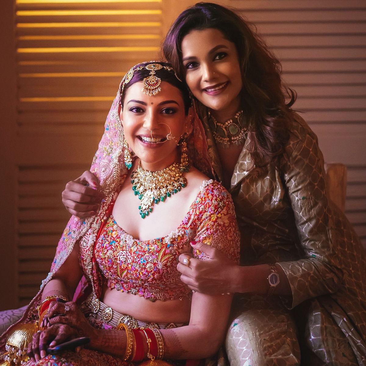 Meet Ambika Gupta – Kajal Aggarwal's luxe wedding planner who designed the 'Kashmir to Kanyakumari' theme for her big day