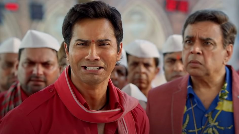 Coolie No. 1 Trailer: Makers hide the number of 'likes', 'dislikes' on YouTube for Varun Dhawan-Sara Ali Khan starrer