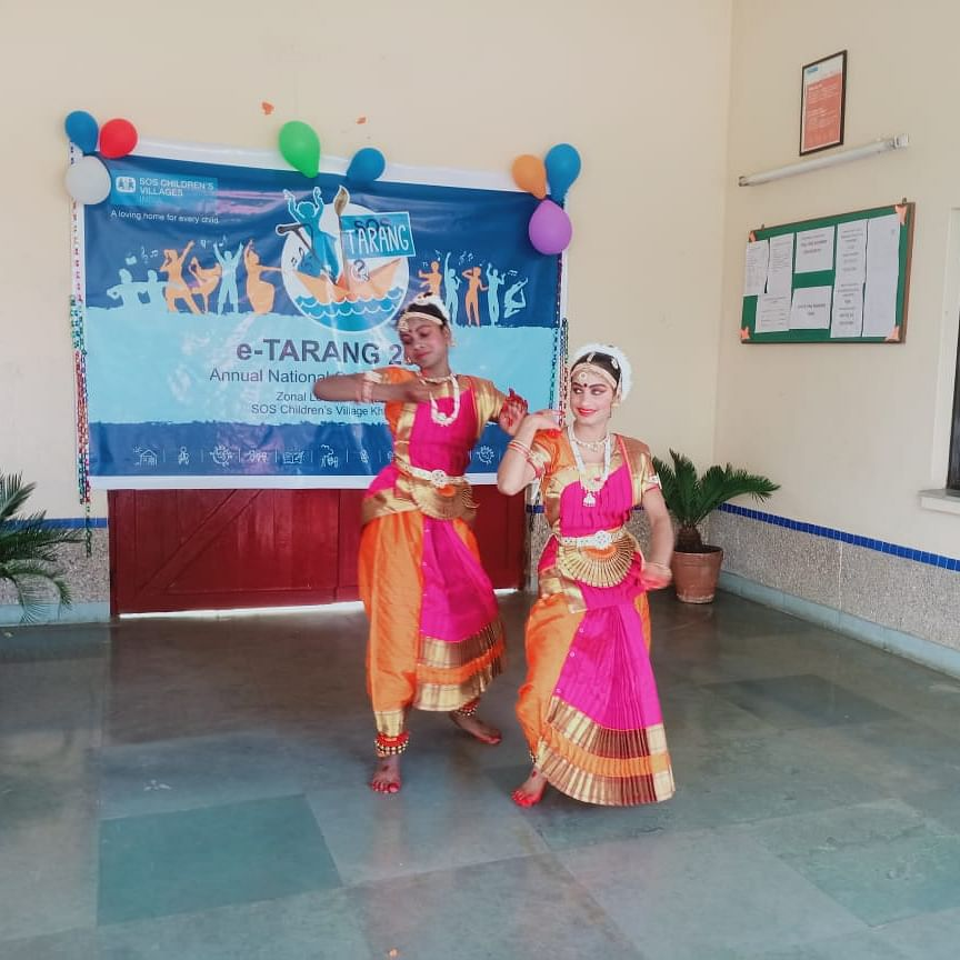 Bhopal: Special children showcase their artistic talents in zonal level e-Tarang competition