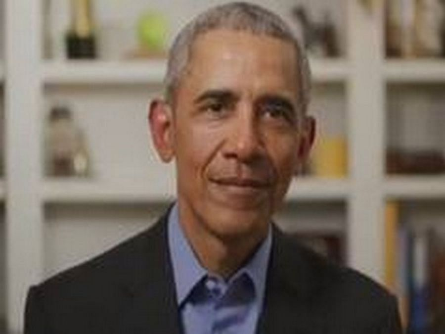 Former US president Barack Obama (file photo)