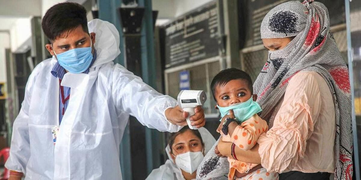 Maharashtra reports less than 6,000 COVID-19 cases in past 24 hours