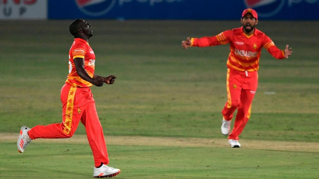 Zimbabwe beat Pakistan in Super Over in epic 3rd ODI