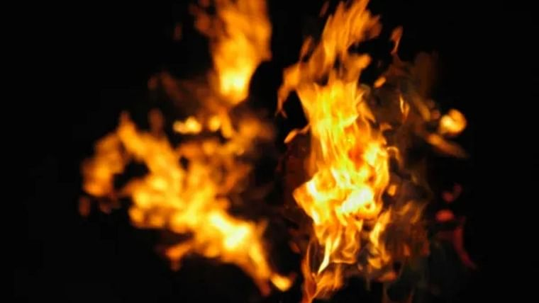 Journalist, his friend burnt alive in UP's Balrampur, 3 held