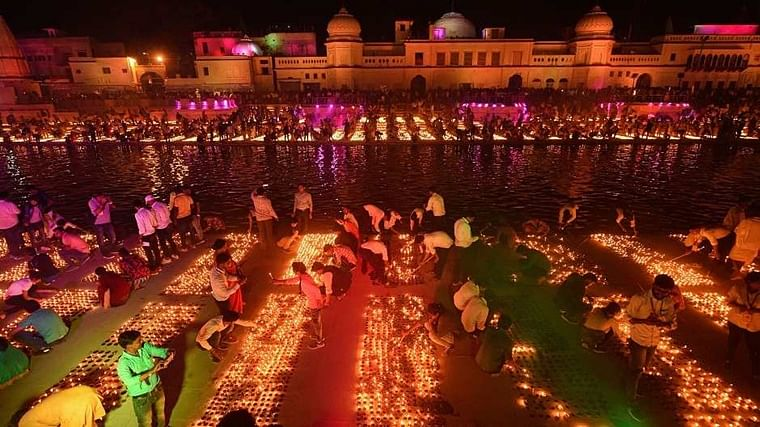 Diwali 2020: UP govt to launch website for virtual Deepotsav in Ayodhya