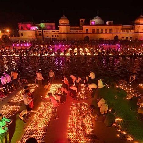 Diwali 2020: UP govt to launch website for virtual Deepotsav in Ayodhya