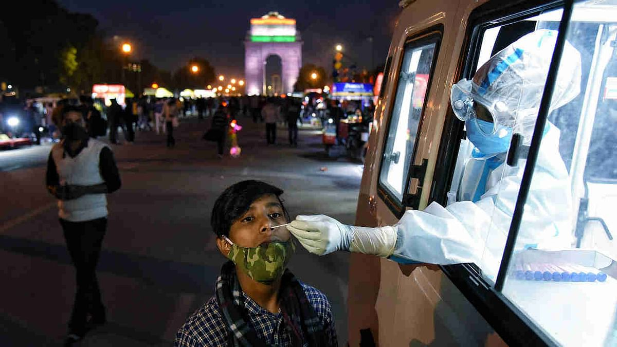 COVID-19: Delhi records more than 500 cases in a day, highest since January 1