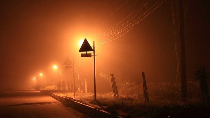 Cold Night/ Representative Pic