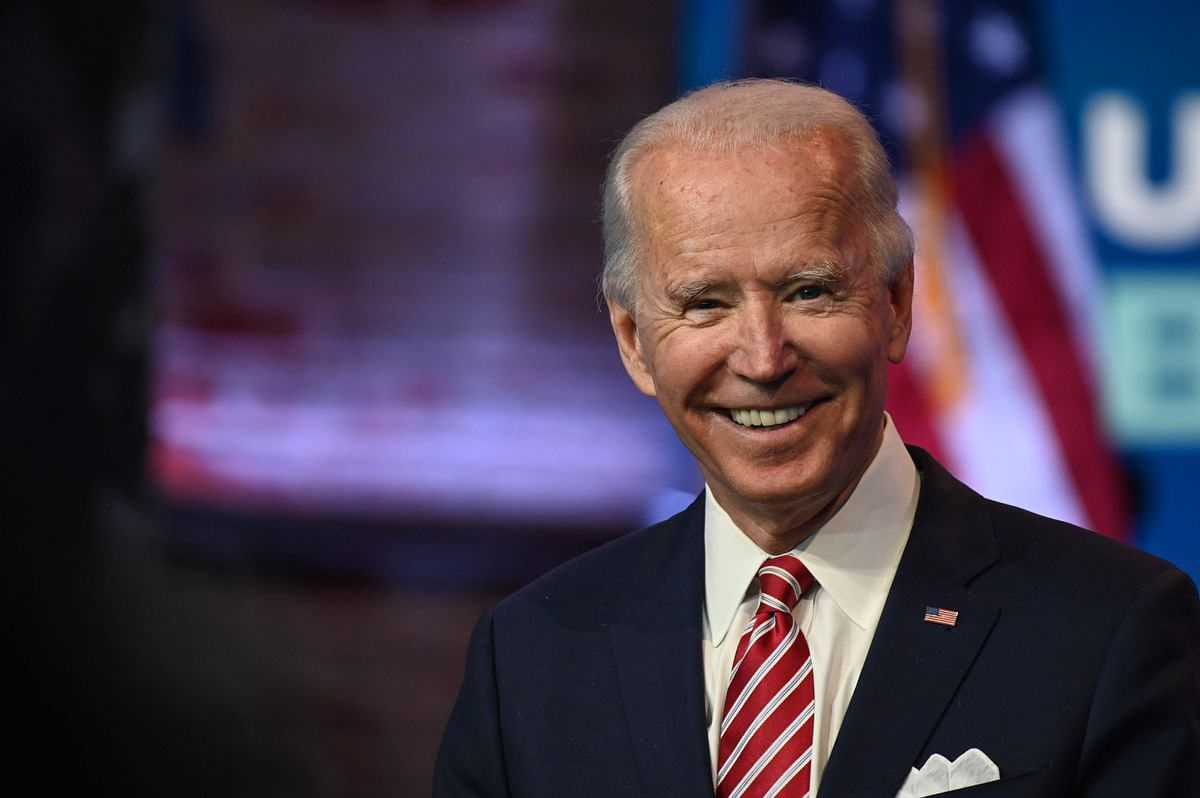 Birthday boy Biden will be oldest Prez to take reins of a politically fractured nation