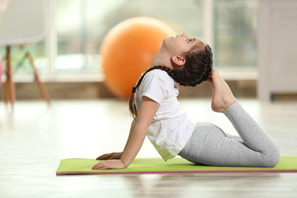 Guiding Light: Yoga for Education
