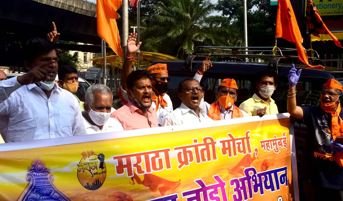 Unfair to halt all admissions due to Maratha reservation, cry students