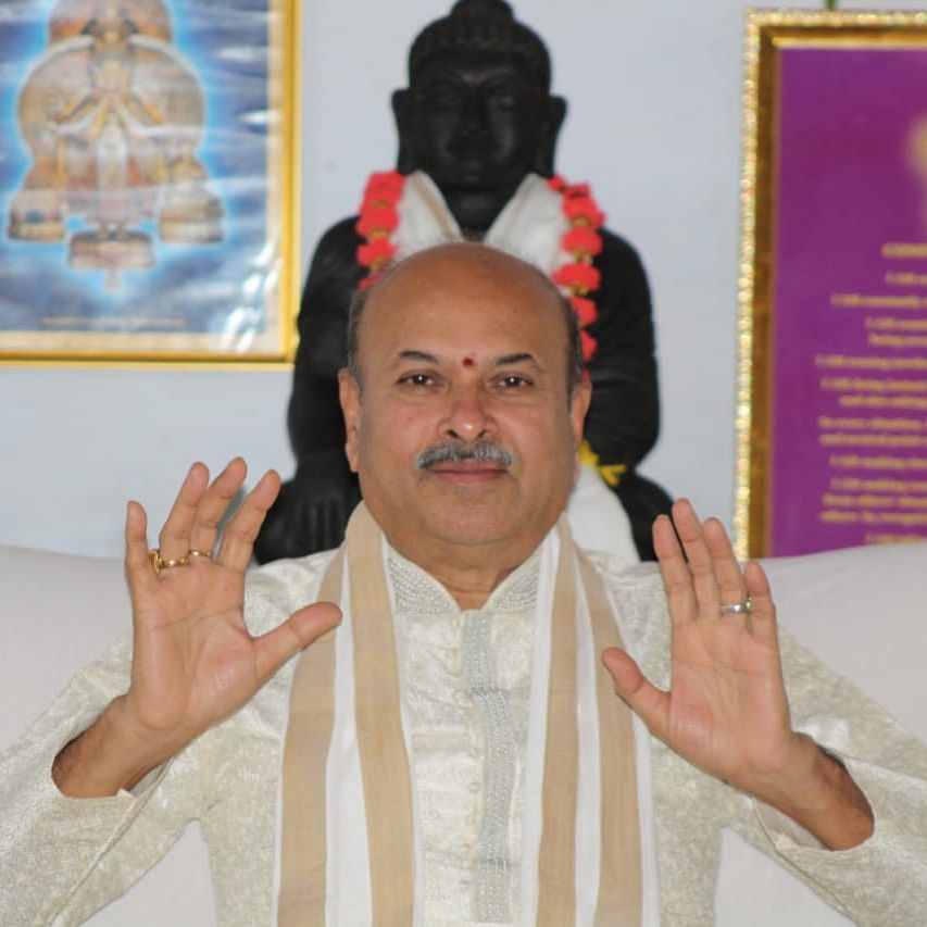 Path of Spirituality - Stages towards achieving oneness with spirit and beyond: NJ Reddy, founder of Yoga Prana Vidya