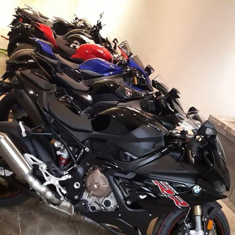 John Abraham flaunts BMW S 1000 RR worth Rs 22 lakh, calls it his 'new child'