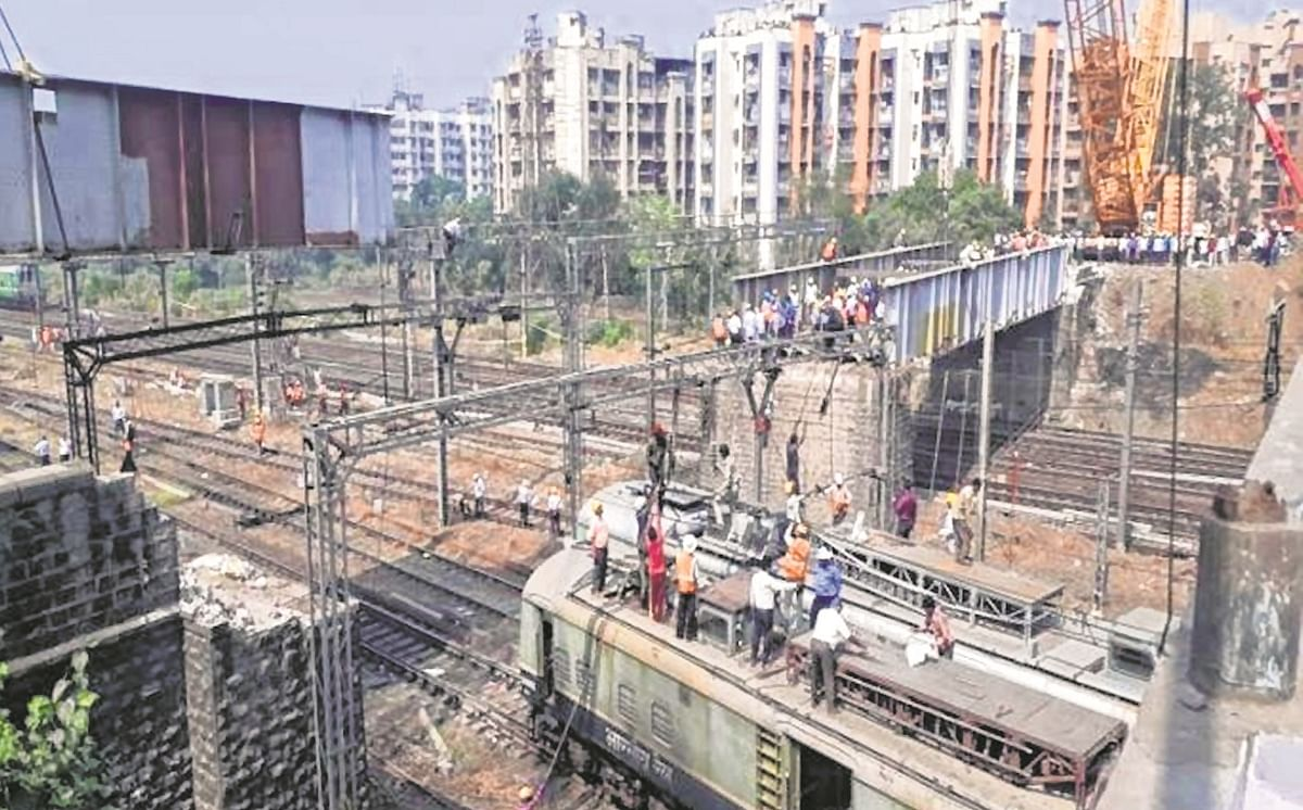 Girder launch at Kalyan's Patripul likely to be delayed