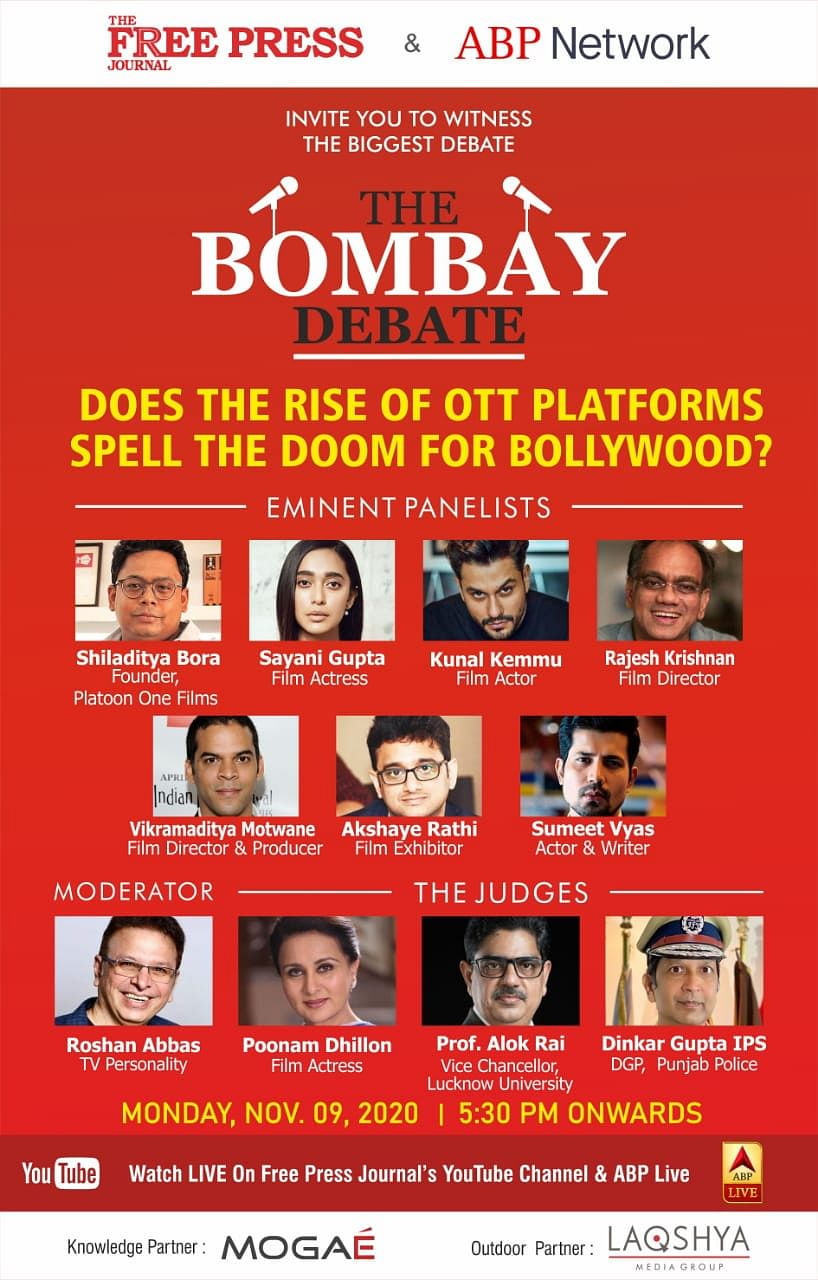The Bombay Debate: Does the rise of OTT platforms spell the doom for Bollywood?