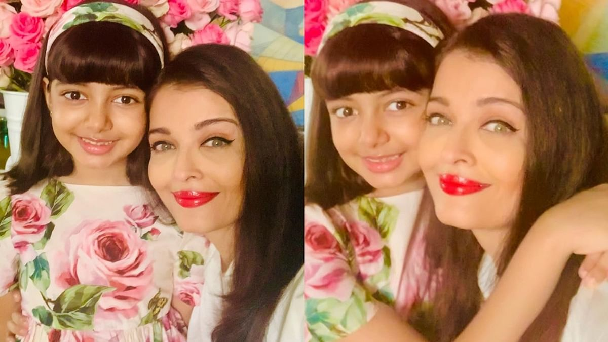 'I thank God every breath I take for you': Aishwarya's adorable post as daughter Aaradhya turns 9