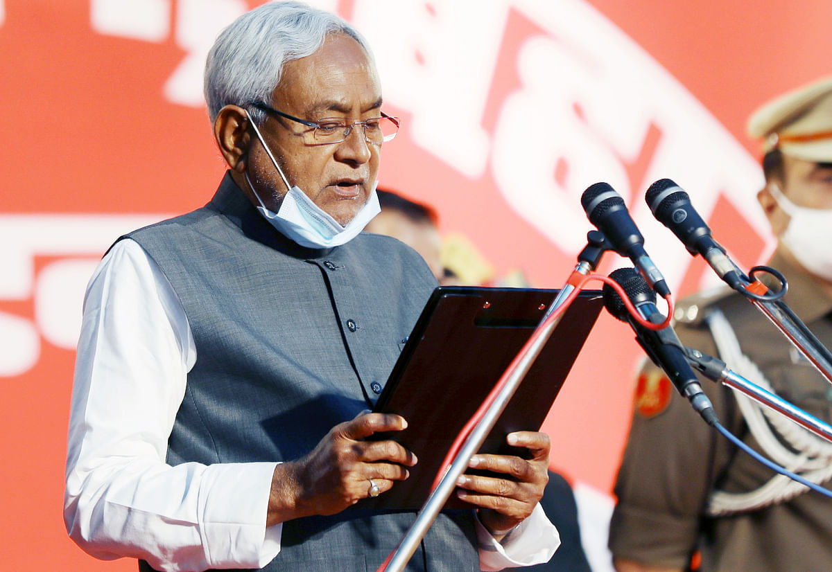 Nitish Kumar allocates Bihar portfolios: Here's the full list of cabinet ministers