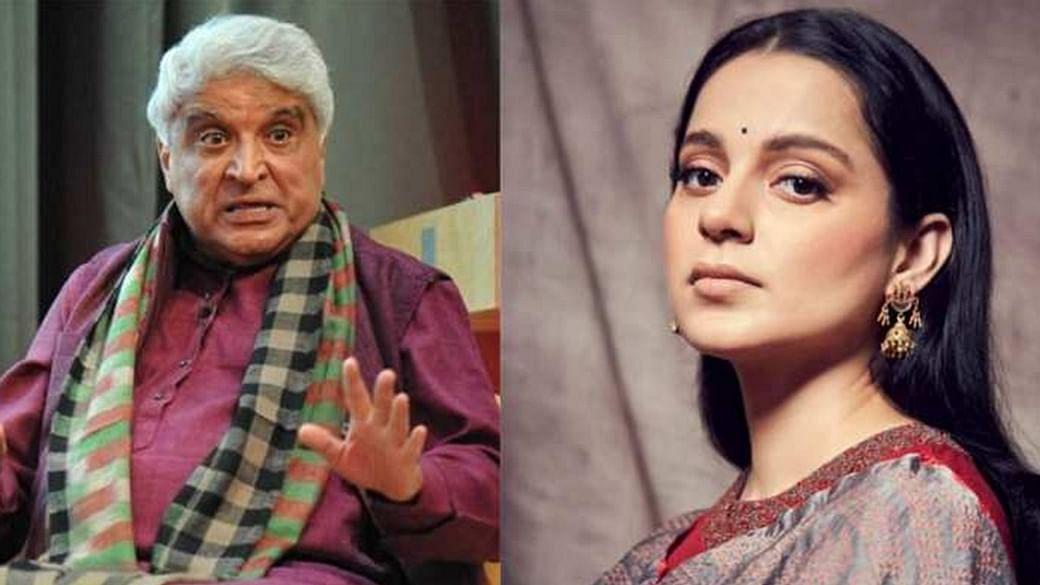 Javed Akhtar files criminal defamation complaint against Kangana Ranaut in Sushant Singh Rajput death case