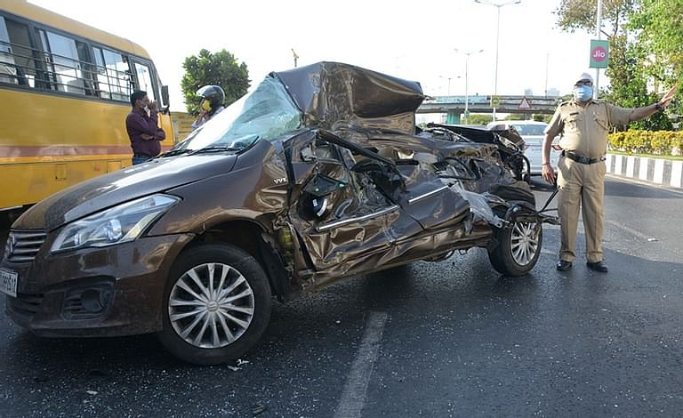 Road crash deaths down by 27% in 5 years
