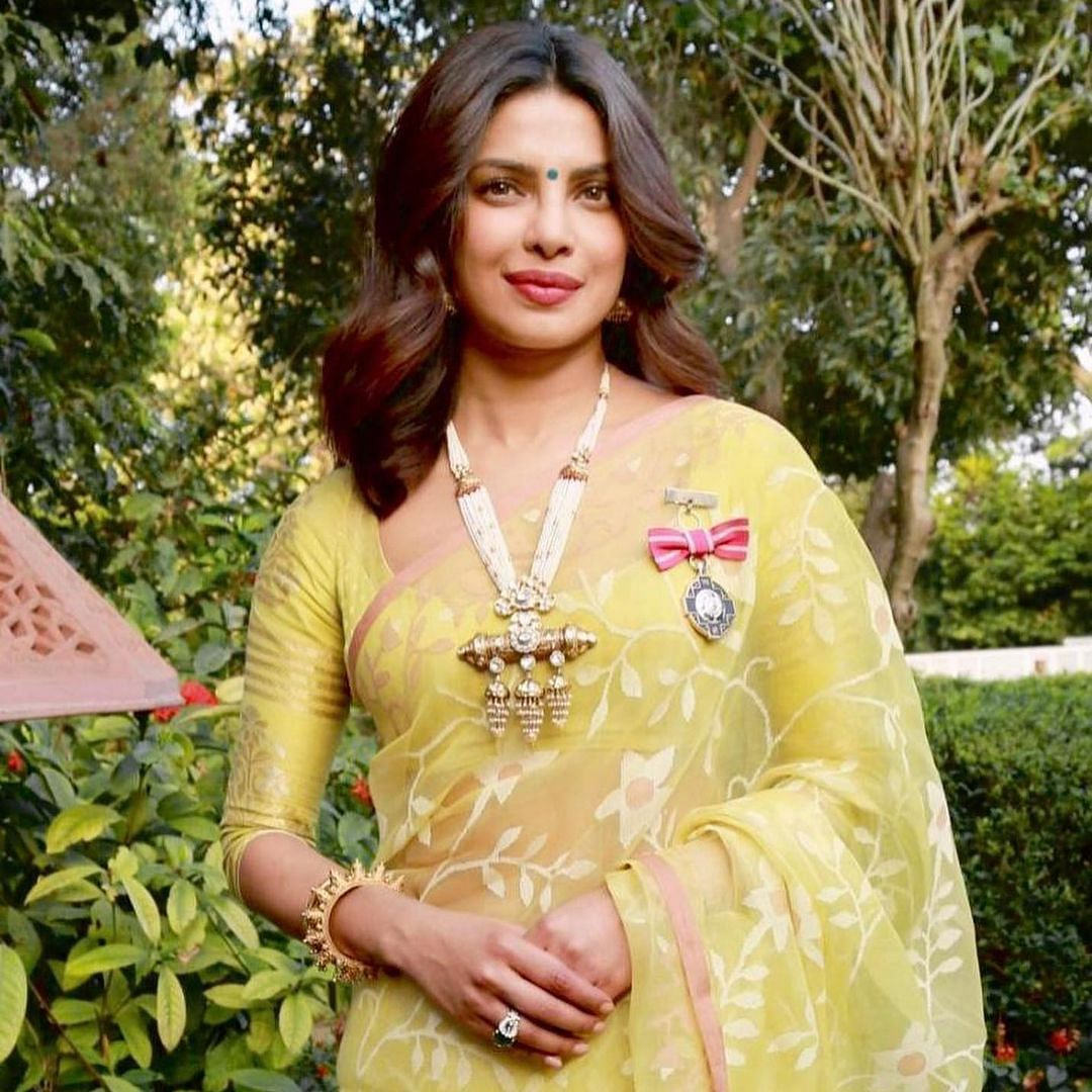 Priyanka Chopra reminisces Padma Shri win, says 'what made it so special was seeing the joy, pride it gave my family'