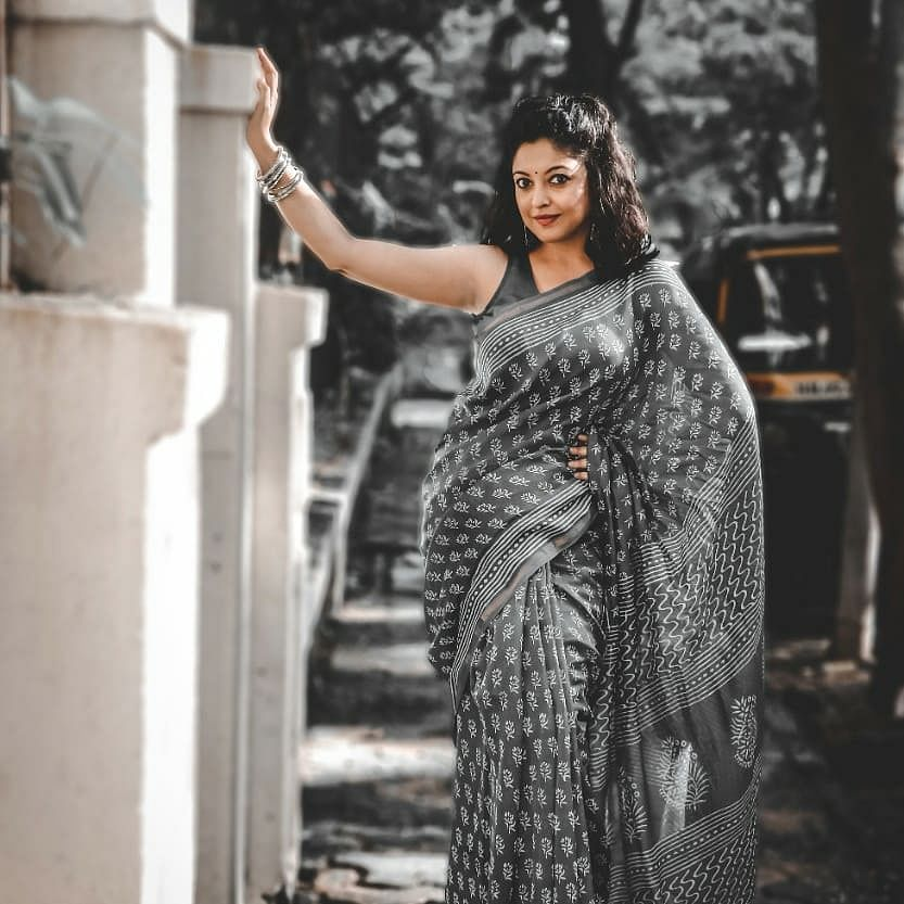 Tanushree Dutta teases return to films, says in talks with big production houses