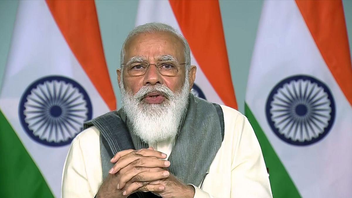 PM Modi to visit Varanasi today, to inaugurate stretch of highway