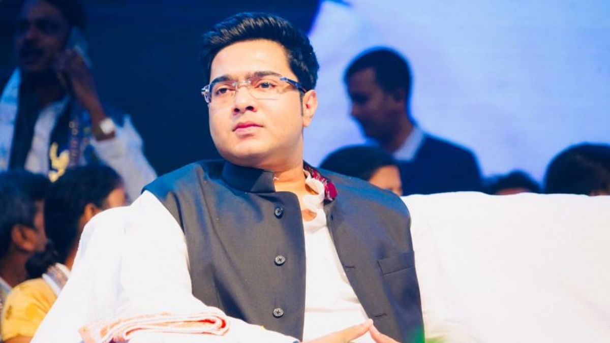 Trinamool Congress MP Abhishek Banerjee