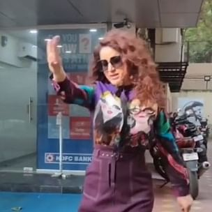 Please Hatiye! Tisca Chopra snaps at shutterbugs waiting for her to pose, netizens call her 'rude'