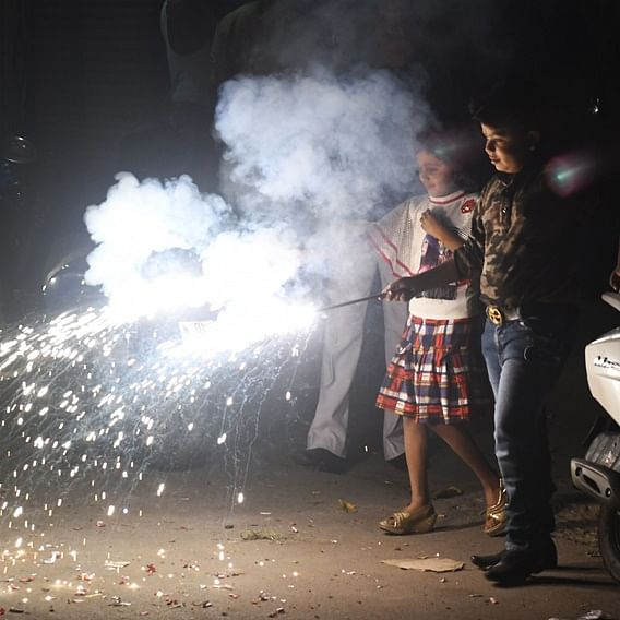 Mumbai: BMC bans firecrackers amid fear of second wave of COVID-19