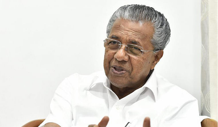 Kerala CM Pinarayi Vijayan's Facebook post on Congress triggers political storm