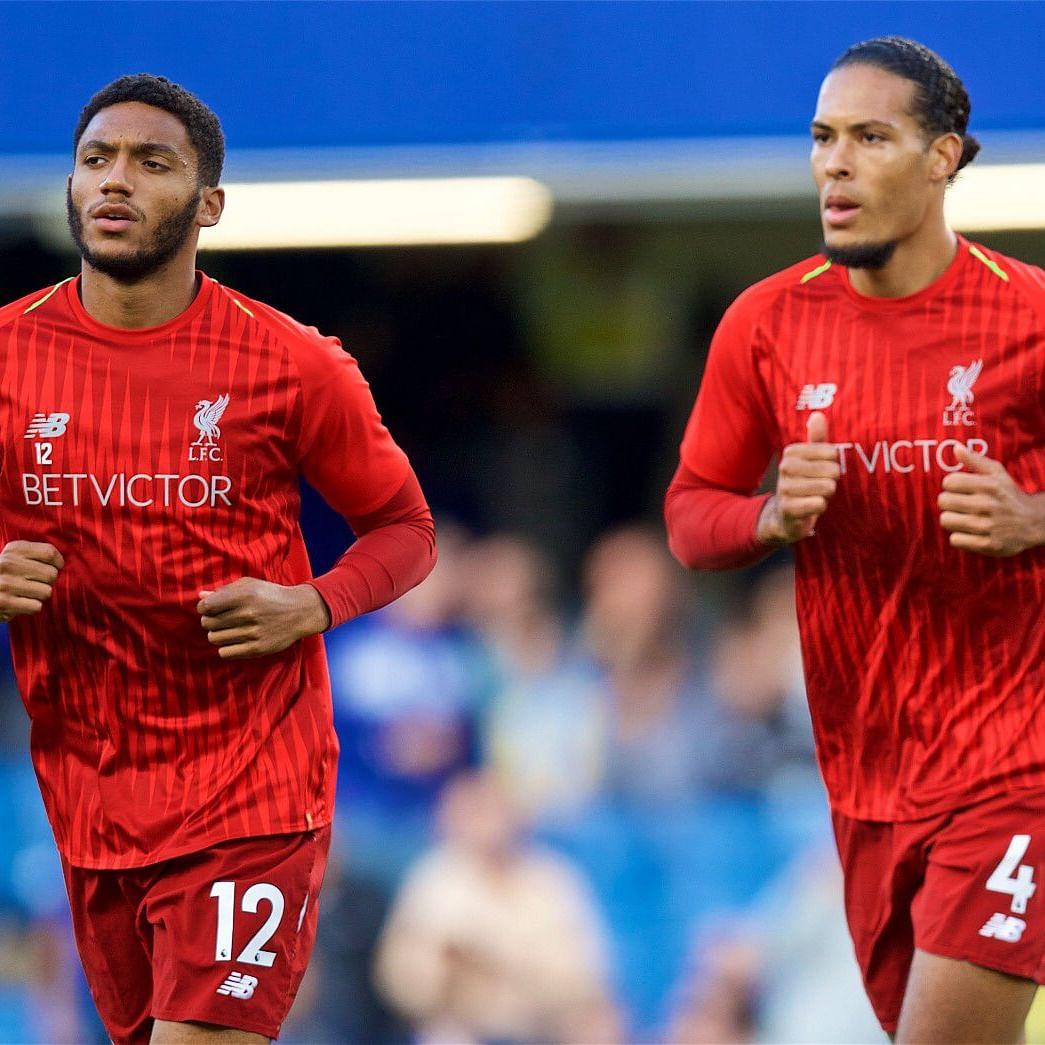 Liverpool's defender crisis worsens with Joe Gomez's injury