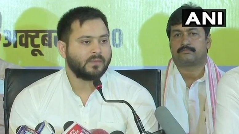 Bihar assembly polls: Tejashwi Yadav demands recounting of postal ballots