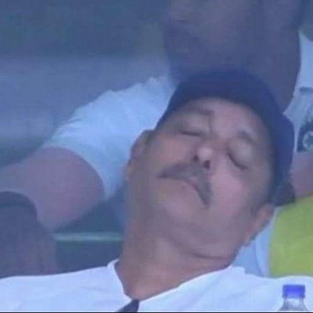 'Series was over the moment he was denied beer outside airport': Netizens troll Ravi Shastri after India's defeat in 2nd ODI against Australia